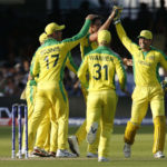 Australia beat New Zealand by 71 runs to take a 1-0 lead