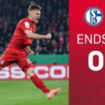Bayern Munich win against Schalke 04 to book the semifinal spot in DFB Pokal