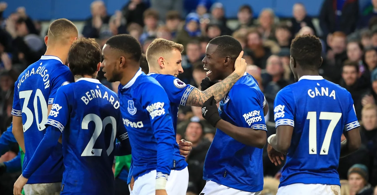 Everton Players Names