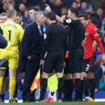 VAR rules out late Everton goal against United as game ends in a draw