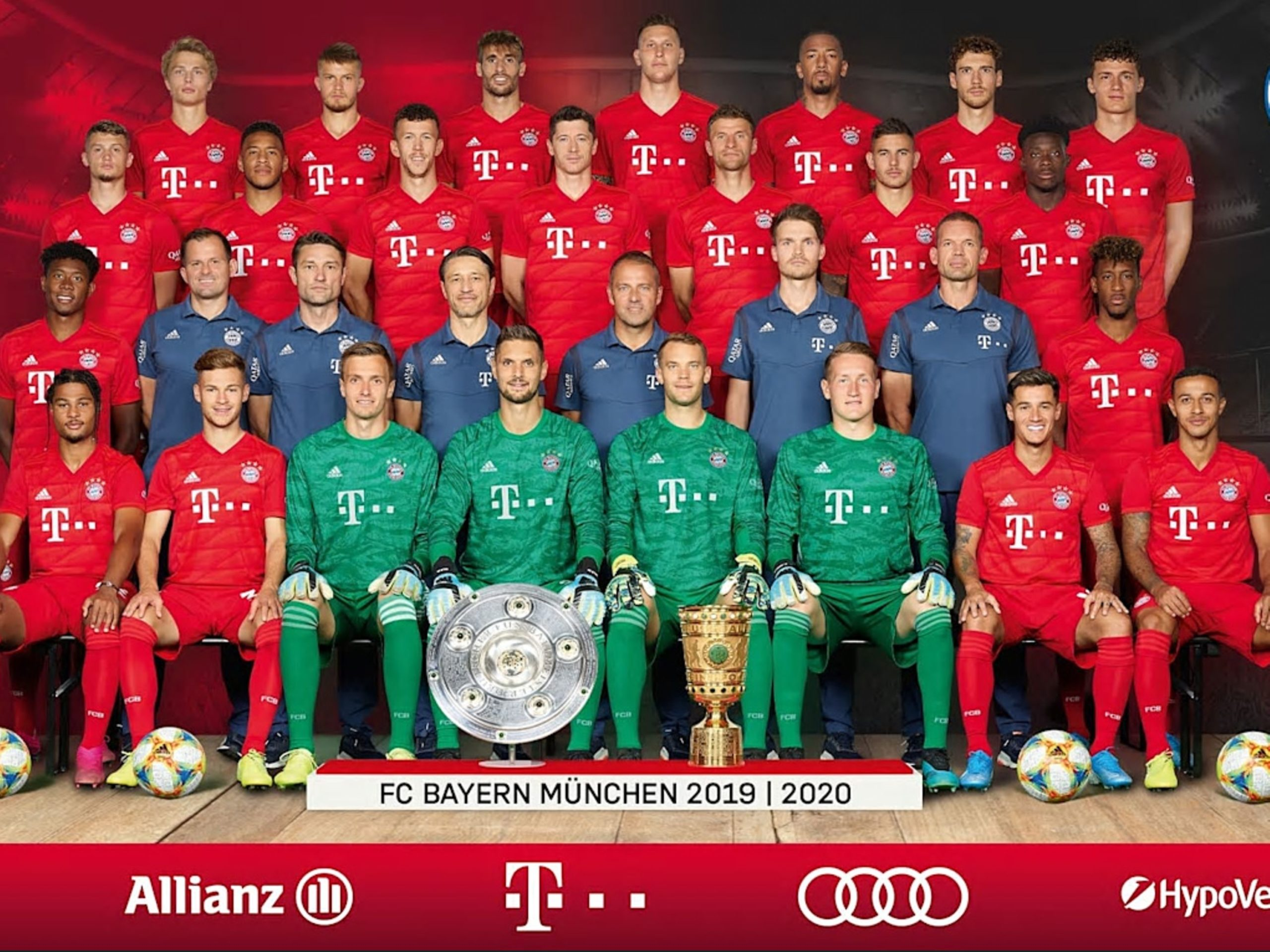 Fc Bayern Munchen History Ownership Squad Members Support Staff And Honors