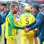 Australian cricket team to continue shaking hands despite corona virus threat