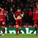 Liverpool crash out of Champions League