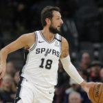 Spurs' guard Marco Bellinelli offers financial aid to the Italy hospitals amid COVID-19 outbreak