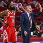 Rockets' coach Mike D'Antoni Named Western Conference Coach of the Month for February