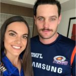 Mitchell McClenaghan shares hilarious note from wife