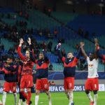 RB Leipzig eases past Jose Mourinho's Tottenham Hotspurs
