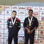 Sharath Kamal wins Oman Open 2020 title