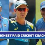 Top 10 Highest Paid Cricket Coaches Around the World
