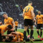Wolves come from behind to gain historic win over Spurs