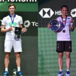 All England Badminton Championship finals report
