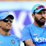 I don't really see anyone stepping into Dhoni and Yuvraj's shoes: MSK Prasad