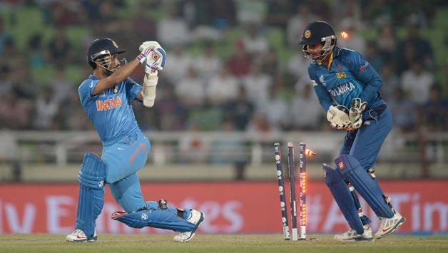 130-4 against Sri Lanka in 2014