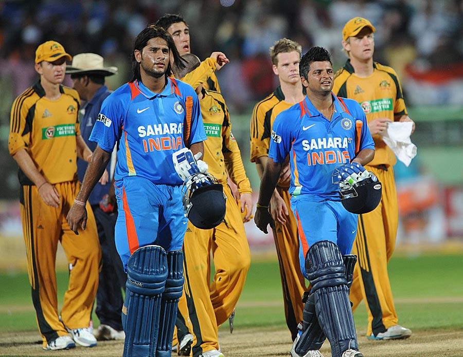 135 against Australia in 2010