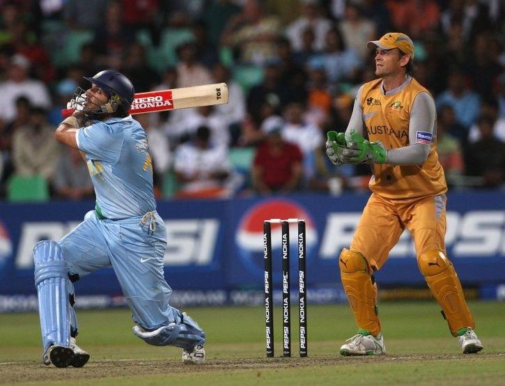 188-5 against Australia in 2007