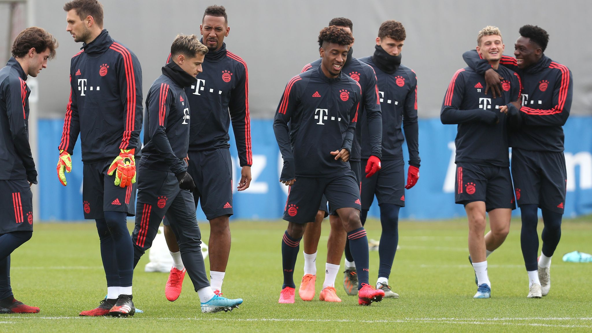 Bayern Munich Team will return to training From today but in small groups