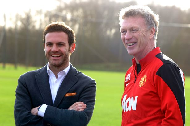 Manchester United star Juan Mata reveals the best moment of his career