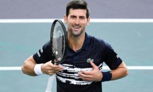 Novak Djokovic opposing the idea of compulsory vaccination