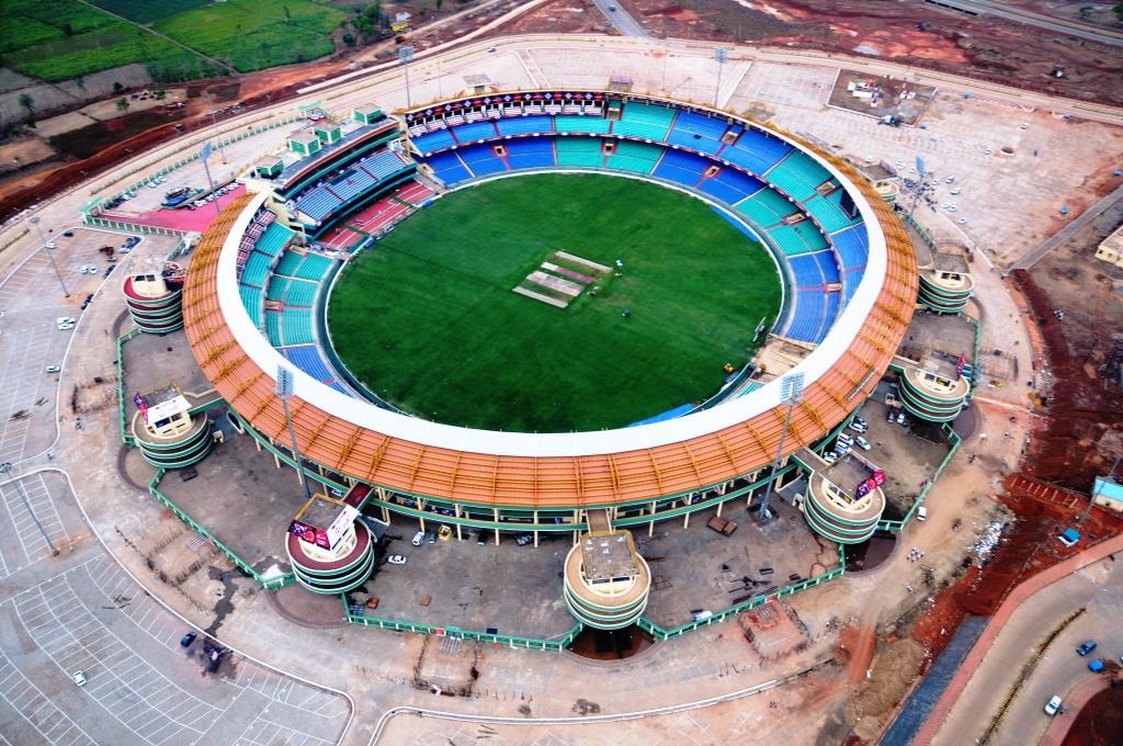 Shaheed Veer Narayan Singh International Cricket Stadium