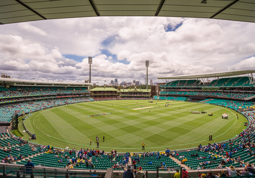 Sydney Cricket Ground Year-1848