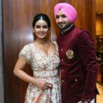 Harbhajan Singh and wife Geeta Basra pledge to feed 5000 families amid the Coronavirus