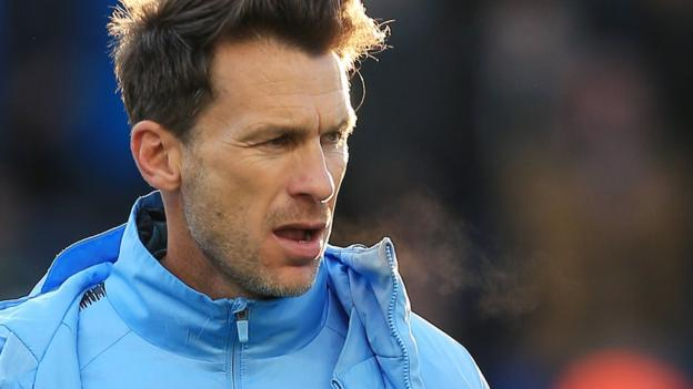 Manchester City appoints Gareth Taylor as Women team's head coach