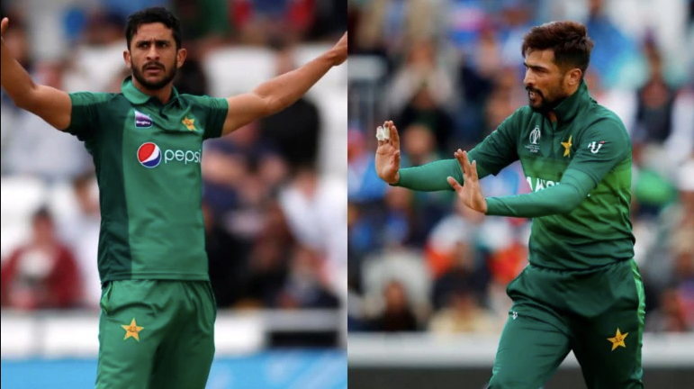 Mohammad Amir & Hassan Ali left the Whatsapp group