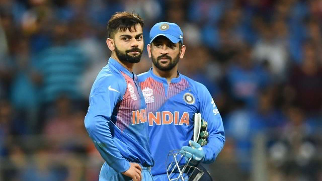 MS Dhoni was not DRS fan while Kohli quite the opposite one