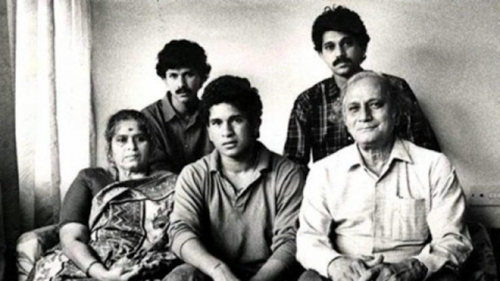 Sachin-Family
