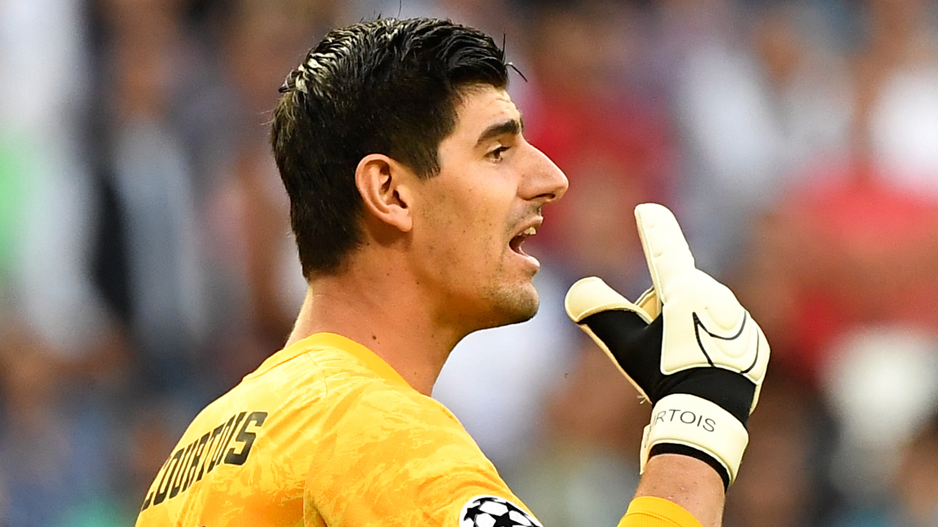 Thibaut Courtois Backs VAR Intervention During Real Madrid