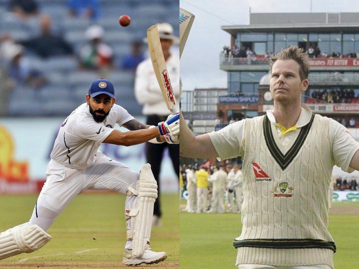 Wasim Jaffer picks Steve Smith over Virat Kohli as a better Test Batsman
