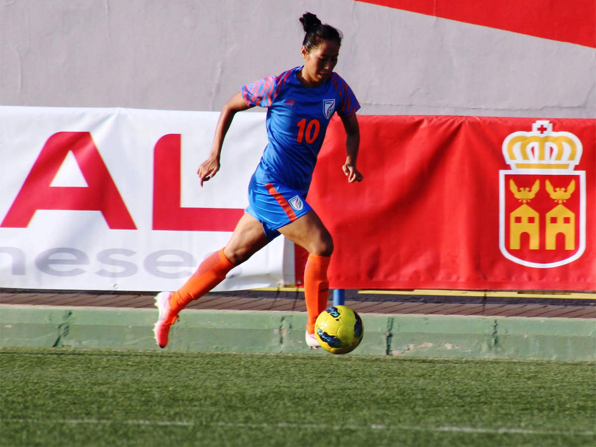 'Honour for India to host AFC Women's Asian Cup 2022'- Bala Devi