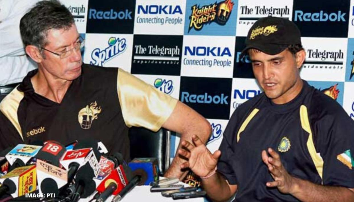 'Buchanan wanted to remove Ganguly as skipper of KKR'- Aakash Chopra