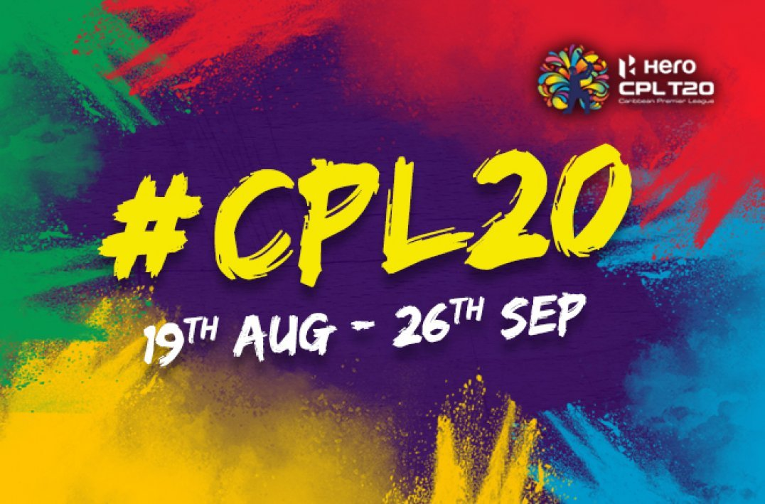 CPL 2020 to start from August 18 in Trinidad & Tobago amid COVID-19 crisis