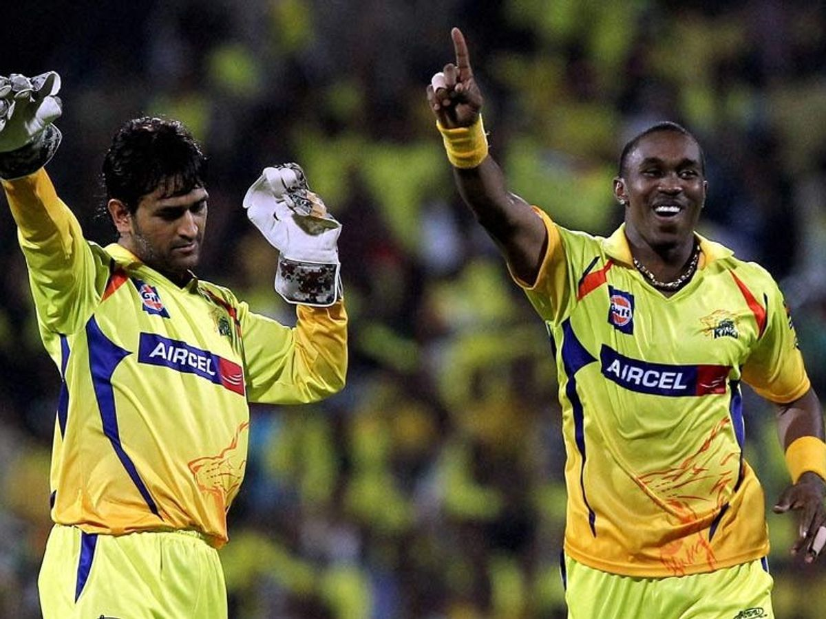 Dwayne Bravo releases 'Helicopter 7' song on MS Dhoni's 39th Birthday