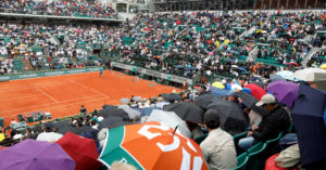 French Open to go ahead with only 60 percent spectators
