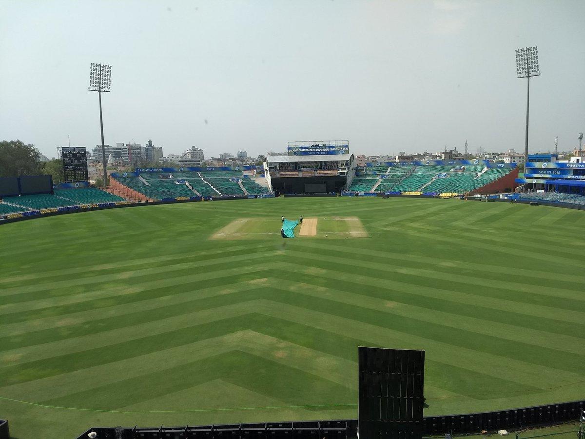 Jaipur to get the world's 3rd largest cricket stadium