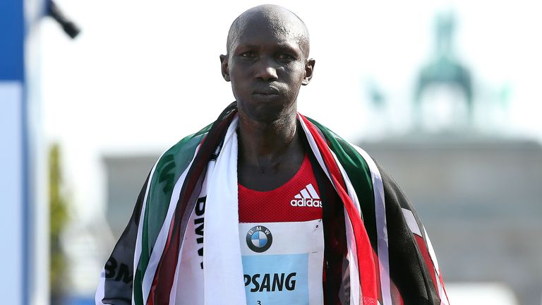 Kenyan athlete Wilson Kipsang banned for four years for doping violation