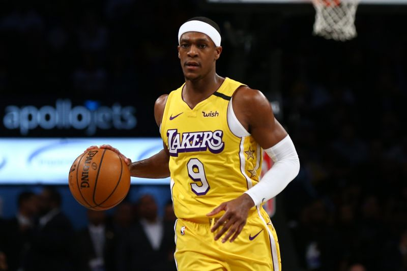 Lakers' guard Rajon Rondo suffers thumb injury, out for 6-8 weeks