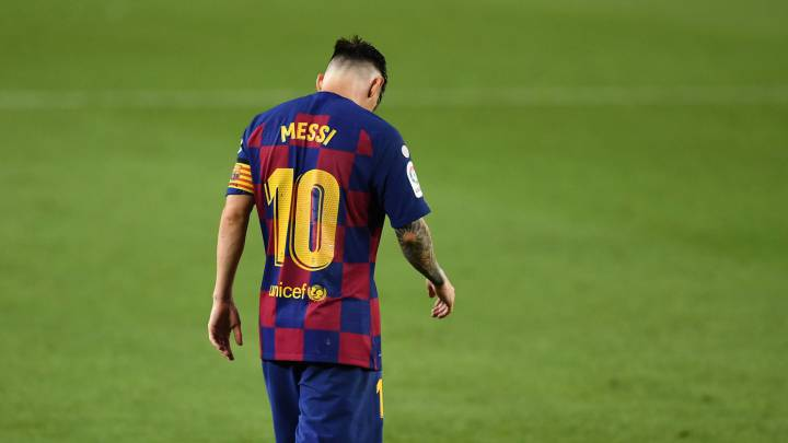 Lionel Messi unlikely to renew his contract with Barcelona ...