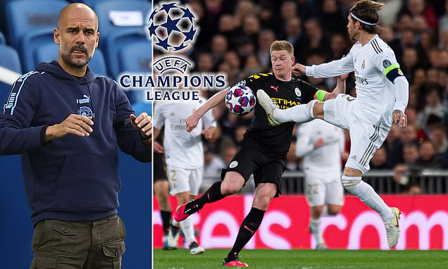 Manchester City's two-year ban revoked from UEFA Champions League