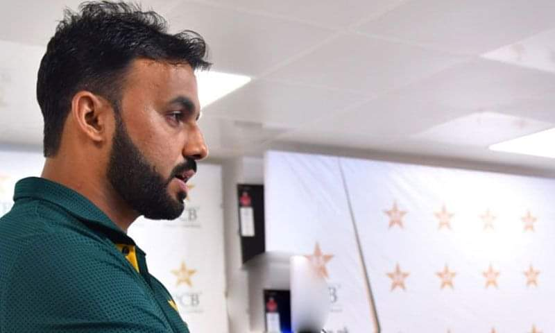 Pakistani all-rounder Kashif Bhatti set to join squad after Covid-19 scare in England