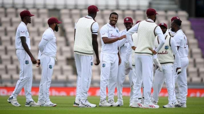 West Indies vs England