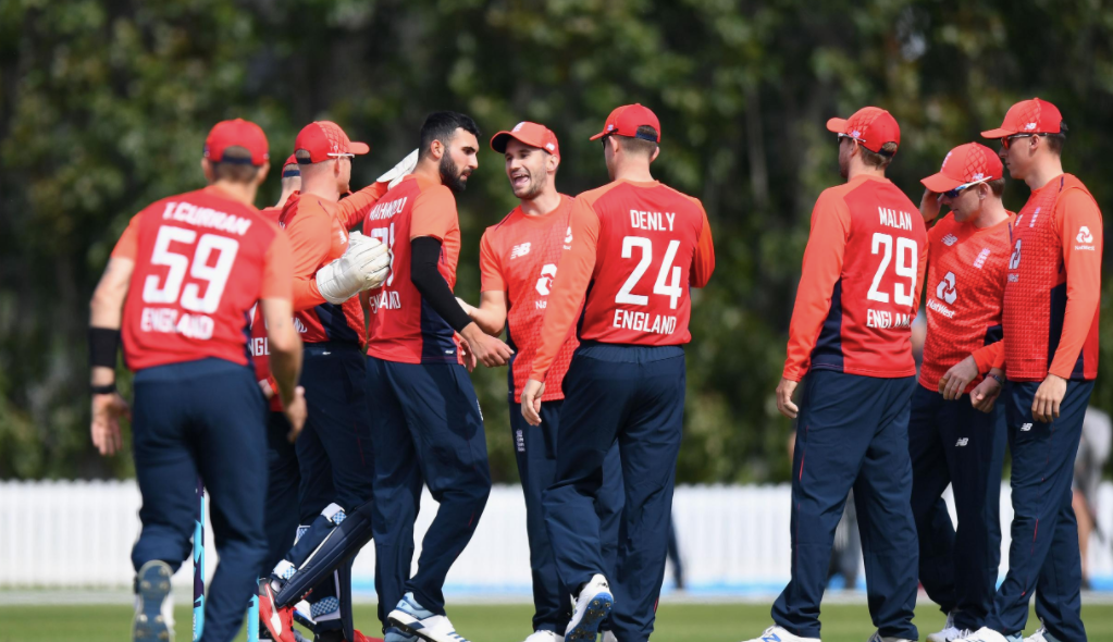 England name 14-man squad for three-match T20I series against Pakistan