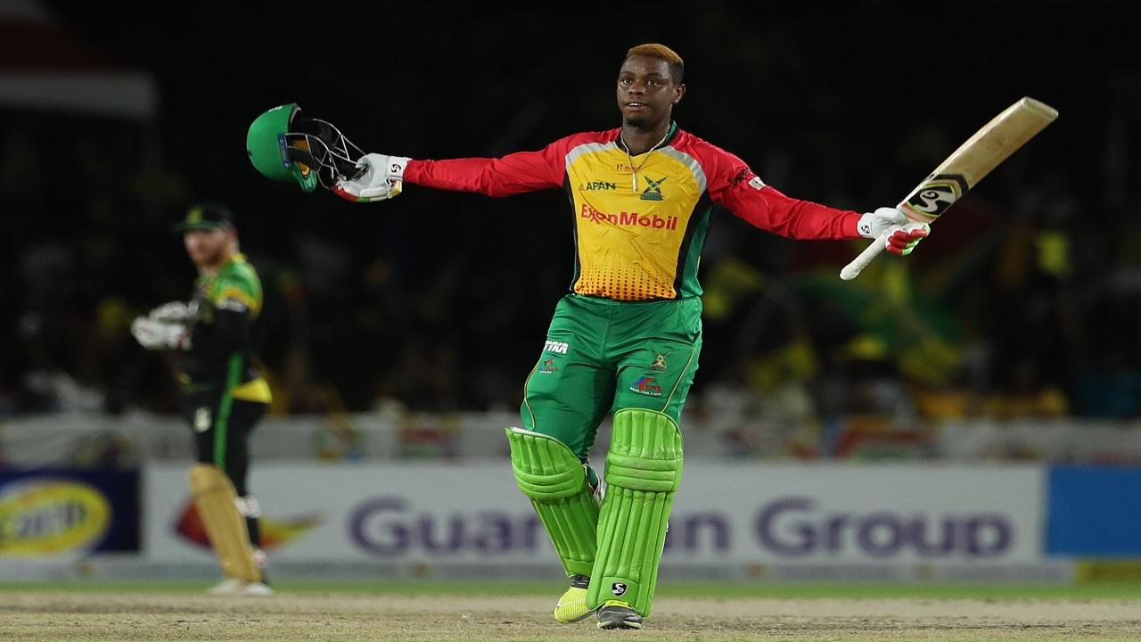 Jamaica Tallawahs v Guyana Amazon Warriors - 2018 Hero Caribbean Premier League (CPL) Tournament