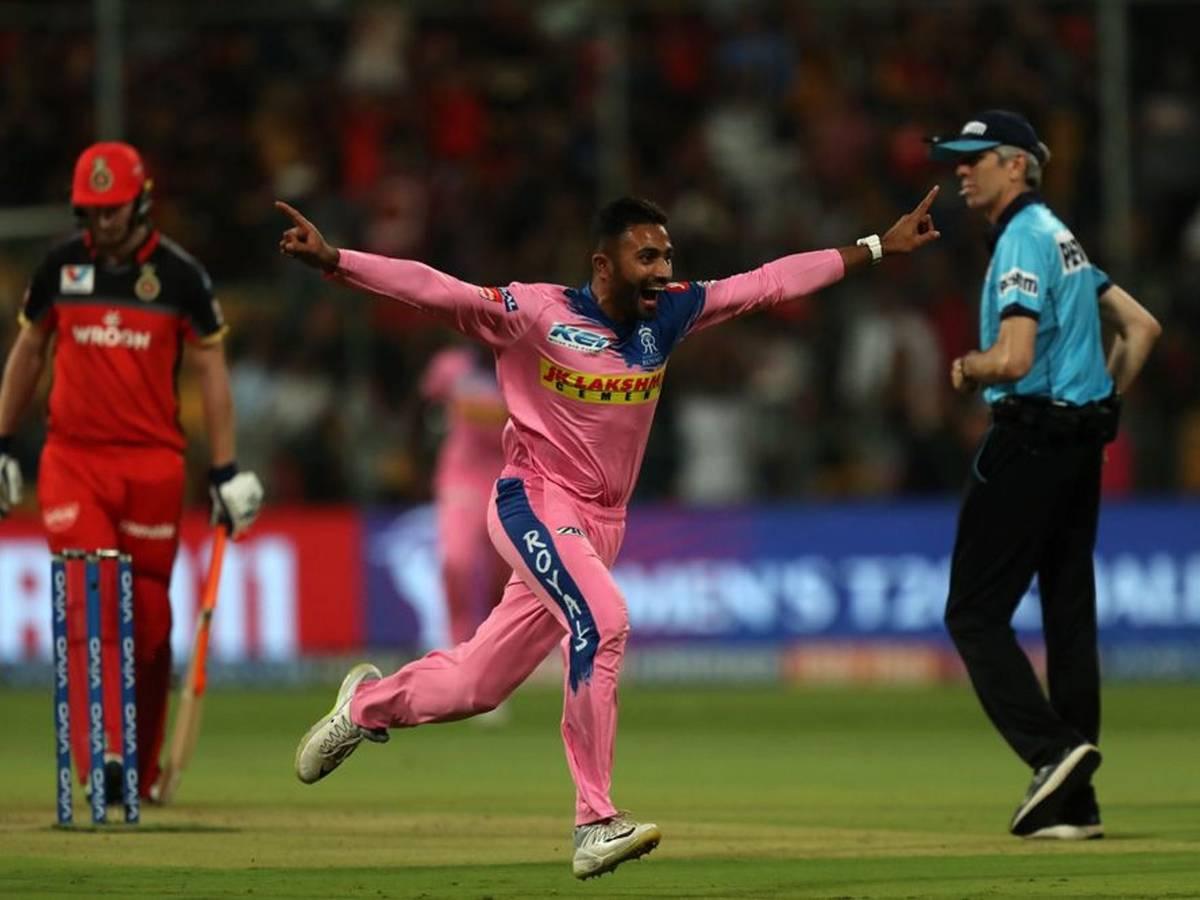 Shreyas Gopal IPL