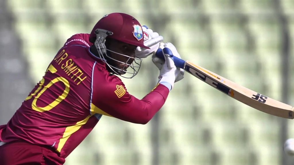 dwayne-smith-highest-strike-rate-in-an-innings