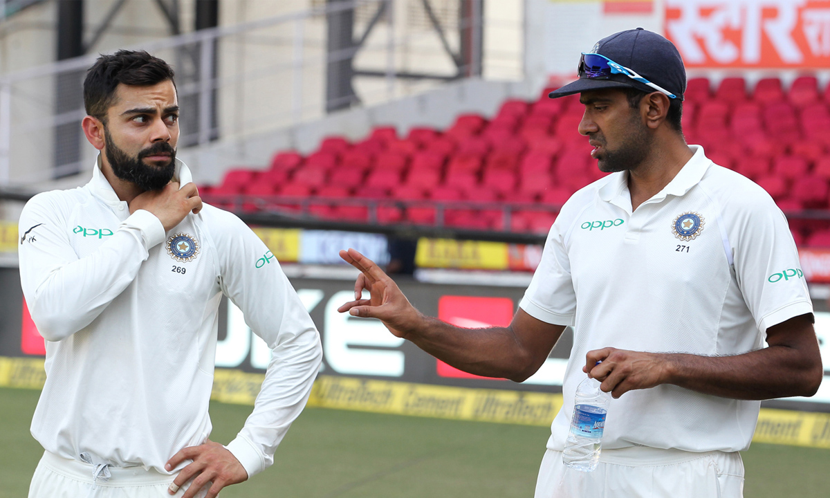 Ashwin has the potential to pick 700-800 test wickets