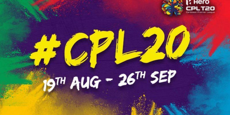 CPL 2020 Schedule
