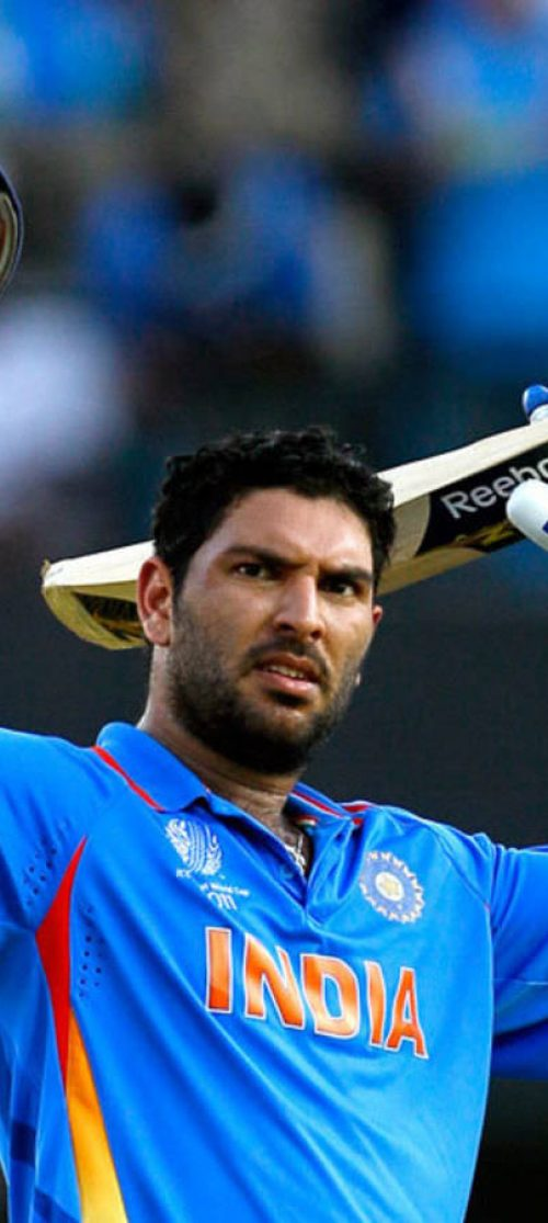 Yuvraj Singh Matured batting